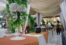 Event Wedding Pusdikajen Lembang by Wiz Catering