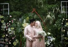 Rina & Andri by ProjectDEA Wedding Planner