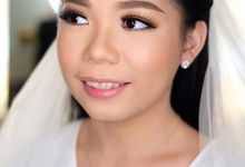 Wedding Look by Stefanimakeupartist
