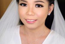Wedding Look by Stefanimakeupartist