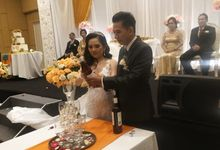Wedding Of Adi And Yury by Miracle Wedding Bali