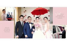 I LOVE every moment with you ❤ by Gorgeous Bridal Jakarta