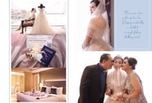 Love Is Sweet  ❤❤❤ by Gorgeous Bridal Jakarta