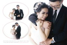 I'm much more me when I'm with you ❤ by Gorgeous Bridal Jakarta