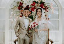 Mr.Kevin & Mrs.Cesil Wedding by Ventlee Groom Centre
