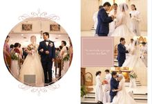 Do everything in LOVE ❤❤❤ by Gorgeous Bridal Jakarta