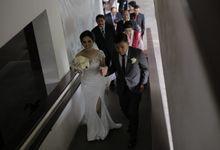 Agata Febe Wedding by Ivone sulistia