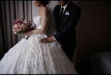 Rina Wedding by Ivone sulistia