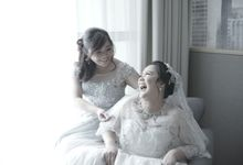 """I can't said """"I DO"""", without you ❤ by Gorgeous Bridal Jakarta"""