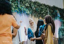 Wedding Of Aleta & Bayu by Redflag Photoworks