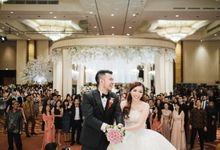 The Wedding Of Jonathan & Merry by W The Organizer