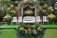 Wedding Of Kiki & Novi by Alfida Wedding