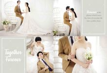 Faith hope love ❤ by Gorgeous Bridal Jakarta