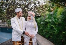 Friska & Riswan by Simple Wedding Organizer