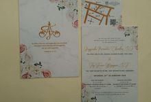 Angga Fenni Invitation by JN Invitation