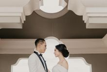Shabrina & Ryuji Wedding by iLook ( Makeup & Couture )