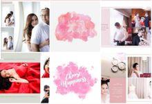 Faith Hope Love ❤ by Gorgeous Bridal Jakarta