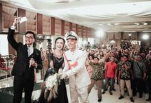 Danita & Arie Wedding by HENRY BRILLIANTO