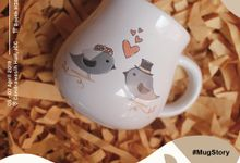 Wedding Tommy Dan Cynthia by Mug-App Wedding Souvenir