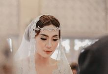 Akad Nikah MAY & DAVID by Glowy wedding organizer