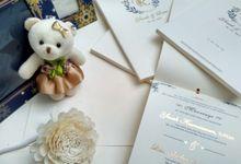 Yusak & Rini Invitation by JN Invitation
