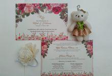 Ufuk & Yohana Invitation by JN Invitation