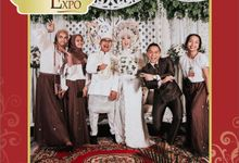 Wedding Expo by Glowy wedding organizer