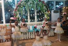 Wedding at Pendopo Serreh Wangi by Stefie's Dance Academy