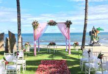 Wedding Ceremony At The Royal Purnama Villas by Bali Becik Wedding