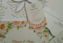Winata Irene Invitation by JN Invitation