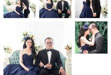 Live with a grateful heart ❤ by Gorgeous Bridal Jakarta