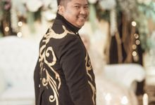 Rozi & Amanda Wedding by MC Syahru Prayogi