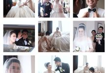 Your love is all i need to feel complete ❤ by Gorgeous Bridal Jakarta