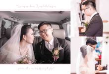 Most of all, let LOVE each other ❤ by Gorgeous Bridal Jakarta