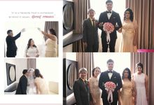 My ❤ is perfect, because You are inside... by Gorgeous Bridal Jakarta