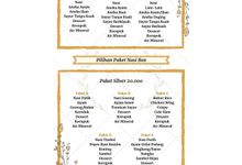 Buku Menu Wiz Catering by Wiz Catering