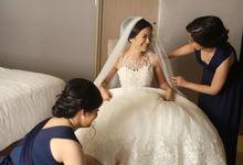 The Wedding Of Tony&Happy by W The Organizer