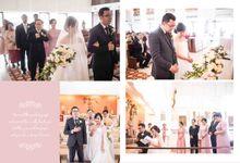 It's sweeter when it's true...❤ by Gorgeous Bridal Jakarta