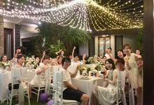 Private Dinner At Kandahill by Bali Becik Wedding