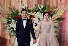 Atikah Aditio by The Sasongko wedding planner & organizer