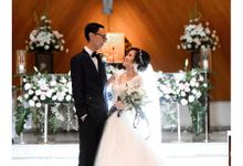Wedding Of Ferdy And Gracia by Stephanie Amanda Couture