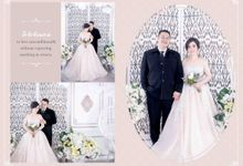 Blossom by blossom the spring begins... by Gorgeous Bridal Jakarta