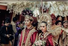 Arvin & Ratu Wedding by CARI WEDDING ORGANIZER