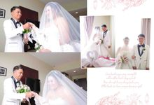 Where there is Love, there is Life ❤ by Gorgeous Bridal Jakarta