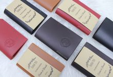PASSPORT HOLDER LEATHER by Jakarta Souvenir
