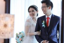 Andri & Jessica Wedding by DESPRO Organizer