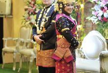 Fitri & Allan wedding by The Sasongko wedding planner & organizer