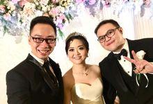 Albert & Carolina Wedding - Sheraton Gancit Jakarta by Mosandy Esenway management