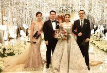 Ryan & Felicia Wedding - Ritz Carlton Pasific Place Jakarta by Mosandy Esenway management