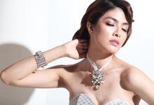 New Collection Gaun & Busana Pengantin by HK Bride by Hengki Kawilarang
